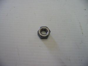 M12 x 1.25 Metric fine thread nut new