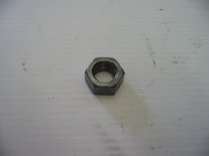 M16 by 1.5 pitch metric fine thread nut new