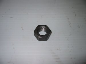 M18 by 1.5 pitch metric fine thread nut new