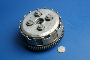 Clutch assembly complete Kawasaki KMX125 used