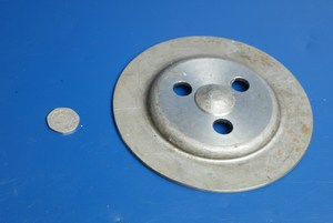 Clutch cover Royal Enfield used