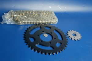 Chain and sprocket kit IGM 2411-7795 new