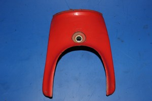 Front fork cover red Honda C70 used
