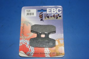 FA256 Standard front brake pads new