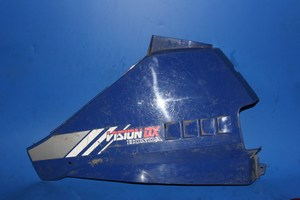 Side panel blue Honda Vision MetIn
