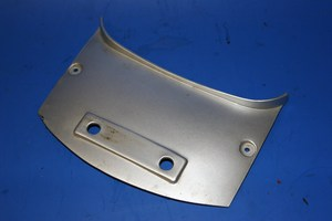Cover panel silver Sukida X-Commander150