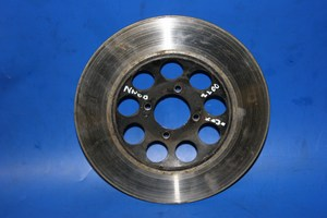 Front brake disc used Kawasaki Z200