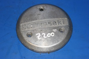 Engine cover used Kawasaki Z200