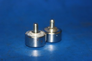 Bar end weights