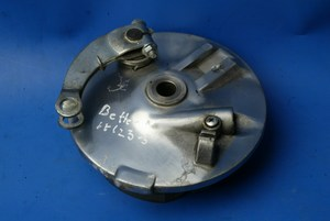 Brake backplate front Better BT125-5