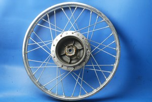 Front wheel Better BT125-5