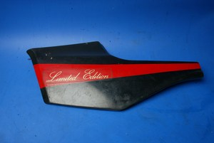 Side panel left hand Honda CB125TDC