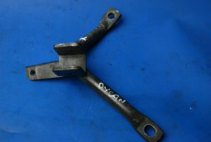 Right hand rear footrest hanger Honda Dylan SES 125