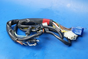 Headlight wiring harness used Hyosung Comet GT125R