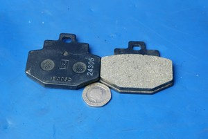 Brake pads new Gilera DNA 125/180 Run 125 497002