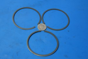 Piston rings new standard Honda CB360