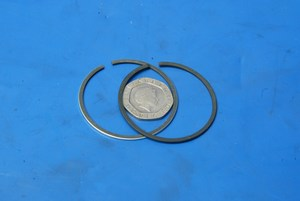 Piston rings standard new Yamaha Aerox YQ50