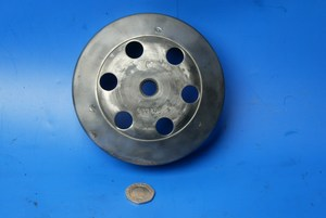 Clutch cover rear pulley used Piaggio Zip 50