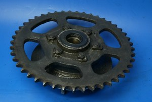 Cush drive and sprocket used Suzuki GS450