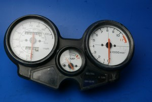 Speedometer and Tachometer Instrument panel used Honda NSR125 FN