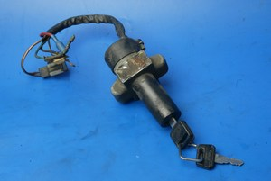 Ignition switch with 2 keys used Honda NSR125 FN