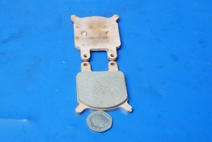 184AD Standard Brake pads new same shape as FA76HH