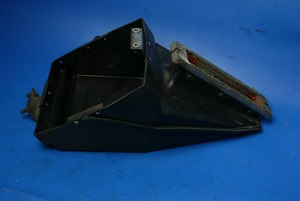 Airbox assembly used Norton Interpol 2 92-1031