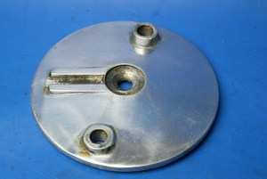 Brake backplate new Royal Enfield 142327