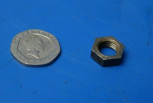 Clutch adjuster nut new Royal Enfield 150323