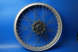 Front wheel used Honda CB250RS