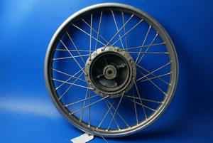 Front wheel Suzuki GS125 used