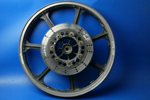 Front wheel Kawasaki GPZ500 used