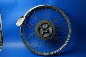 Rear wheel used Suzuki TS100