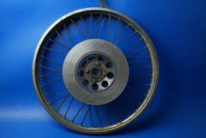 Front wheel Kawasaki KH125 used