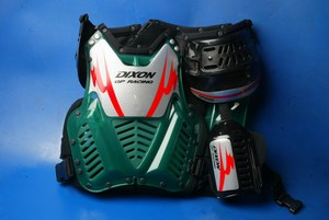 Body armour Dixon GP racing(green)new