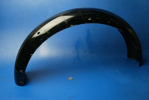 Rear mudguard steel 4inch wide chain cutout on right