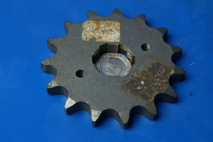 Front sprocket JTF265 15 tooth new