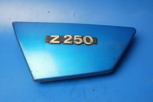 Side panel left Kawasaki Z250 used