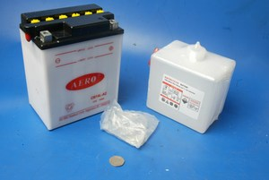 CB14L-A2 Motorcycle battery