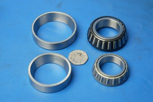 Steering head bearing set Hyosung GT125