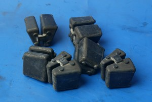 Cush drive rubbers Hyosung GT250 used