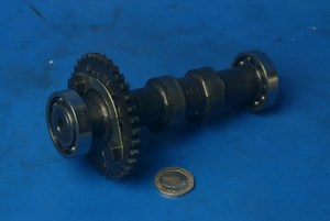 Exhaust camshaft Hyosung Comet GT250 used
