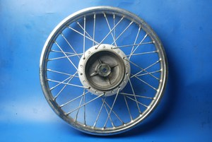 Front wheel Honda CG125 Brazilian used