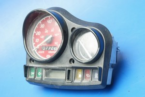 Instrument panel clocks speedo Gilera Stalker50 used