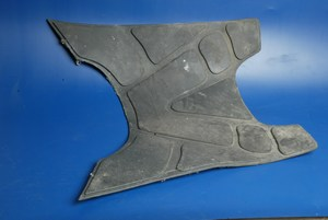Footboard rubber Sym Euro MX 125 used