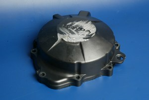 Side engine casing damaged Honda CB600F Hornet used