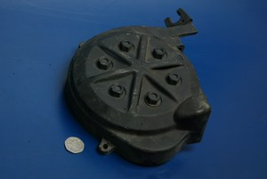 Cooling fan cover Piaggio Zip 50 used