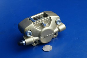 Brake caliper rear Malaguti F12 and F15 031.022.05 03102205 new