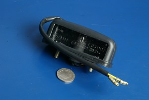 Number plate light most Malagutis 016.050.00 new