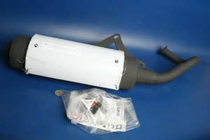 Exhaust system Piaggio NRG new